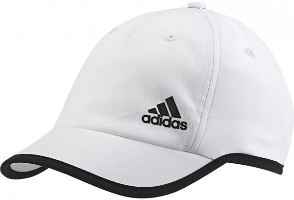 Adidas Climalite Hat Womens - white/black/black