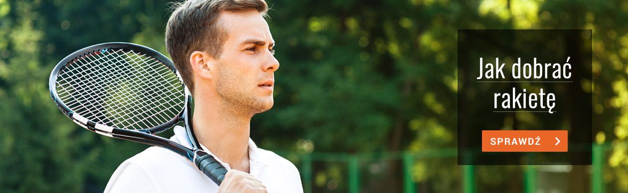 Strefa Tenisa - Jak dobrać rakietę tenisową