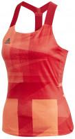 Marškinėliai moterims Adidas W Y-Tank Olympic HEAT.RDY - app solar red/scarlet