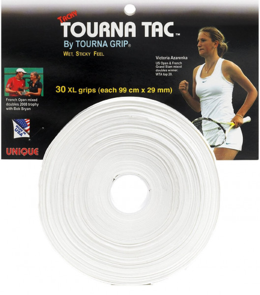 Overgrip Tourna Tac XL (30 szt.) - white