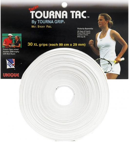 Owijki tenisowe Tourna Tac XL (30 szt.) - white