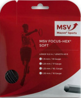 MSV Focus Hex Soft (12 m) - black