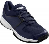 Męskie buty tenisowe Wilson Court Zone - peacoat/white/black