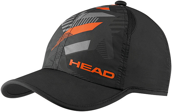 Head Kid's Light Function Cap - black