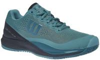 Damskie buty tenisowe Wilson Rush Pro 3.0 W - brilliant blue/black/dragonfly