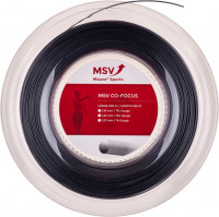 MSV Co. Focus (200 m) - black