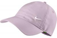 Czapka tenisowa Nike H86 Metal Swoosh Cap - iced lilac/white