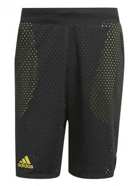 Teniso šortai vyrams Adidas 2-in-1 Next Level Primeblue Shorts M - black/acid yellow