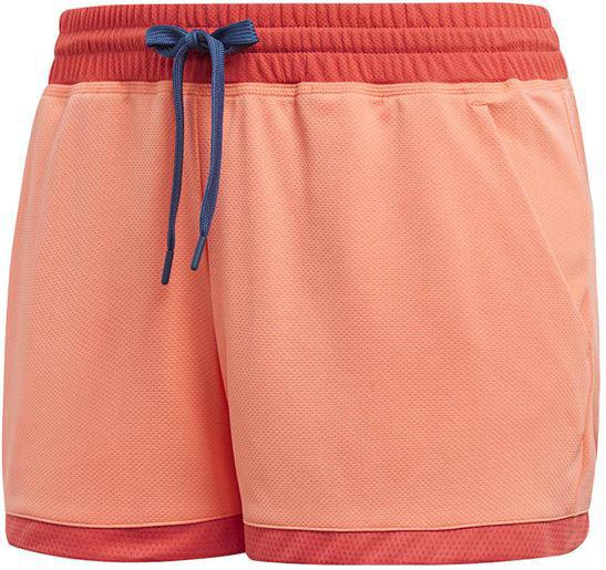Ženske kratke hlače Adidas Club Short - chalk coral
