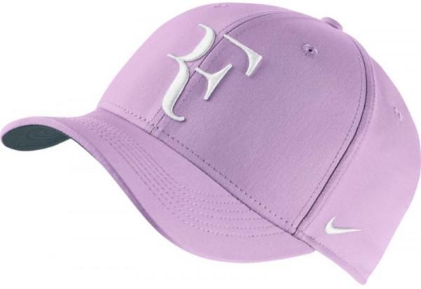 Nike RF U Aerobill CLC99 Cap - violet mist/flint grey/white