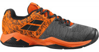 Teniso batai vyrams Babolat Propulse Blast Clay Men - black/golden poppy