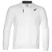 Bluzonas vyrams Asics Men Practice Jacket - brilliant white