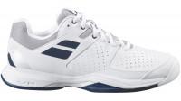 Męskie buty tenisowe Babolat Pulsion All Court M - white/estate blue