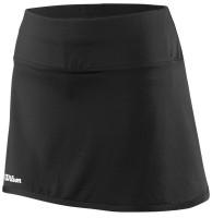 Teniso sijonas moterims Wilson Team II Skirt 12.5 W - black