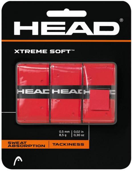 Gripovi Head Xtremesoft red 3P