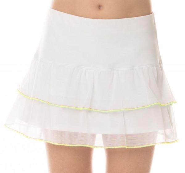 Tüdrukute seelik Lucky in Love Core Flippy Mesh Skirt Girls - white
