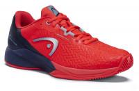 Męskie buty tenisowe Head Revolt Pro 3.5 Clay Men - neonred/dressblue