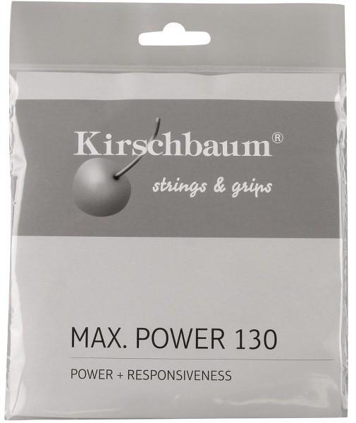 Teniso stygos Kirschbaum Max. Power 120 (12 m)