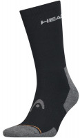 Čarape za tenis Head Performance Crew Athletes 1P - black