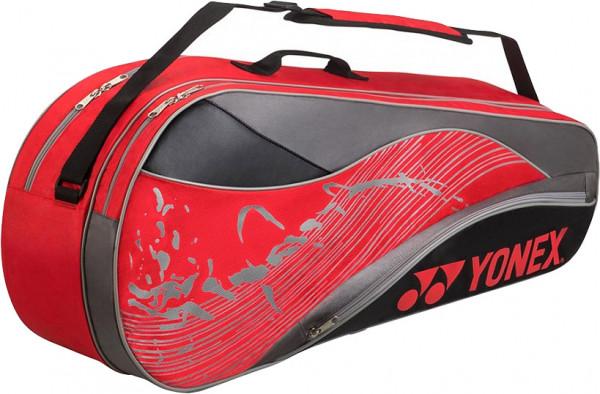 Yonex Racquet Bag 6 Pack - red