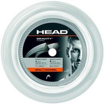 Naciąg tenisowy Head Gravity (27 m/23 m)