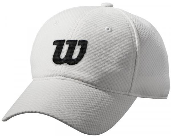 Czapka tenisowa Wilson Summer Cap II - white