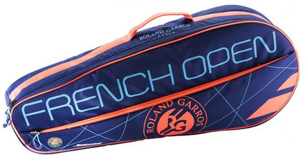 Babolat Club Roland Garros x3 - blue/red