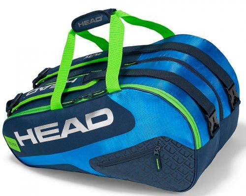 Torba za padel Head Elite Padel Supercombi - blue/green