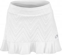 Damska spódniczka tenisowa Lotto Nixia IV Skirt - white