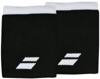Babolat Logo Jumbo Wristband - black/white