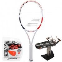 Rakieta tenisowa Babolat Pure Strike 18/20 3gen.+ naciąg + usługa serwisowa