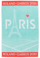 Ręcznik tenisowy Roland Garros Carreblanc Joueuse Celadon - turniejowy