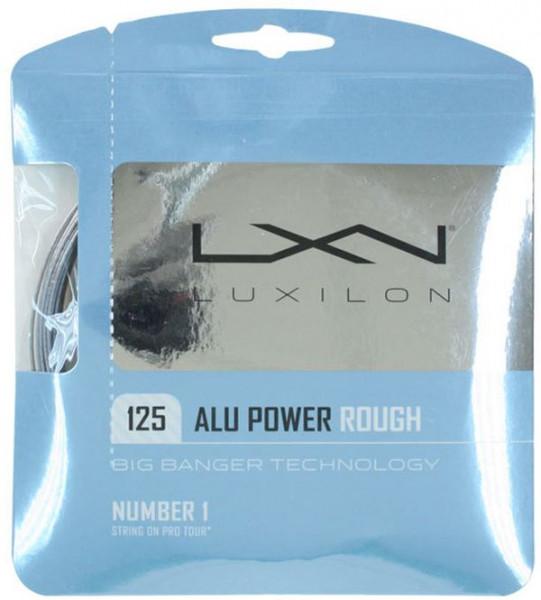 Tenisa stīgas Luxilon Big Banger Alu Power Rough 125 (12.2 m)