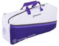 Tenisa soma Babolat Duffle M Wimbledon - white/purple