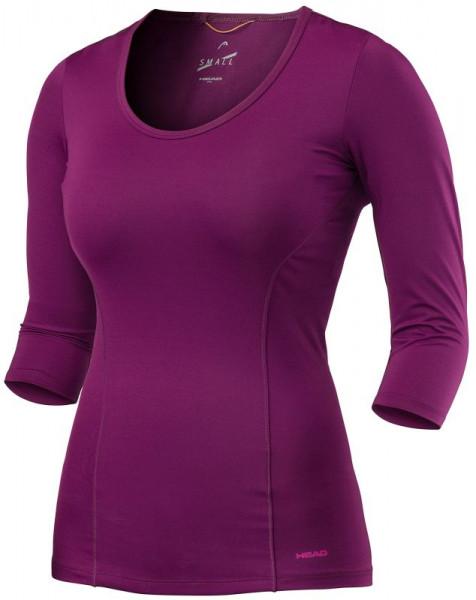 Head Vision 3/4 Shirt W - purple