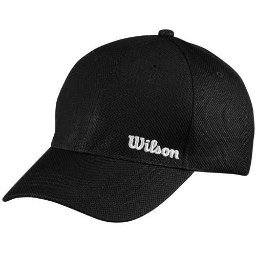 Wilson Summer Cap - black