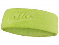 Frotka na głowę Nike Headband Sport Terry M - lt lemon twist/lt lemon twist