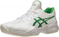 Męskie buty tenisowe Asics Court FF Novak - white/green