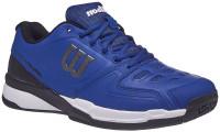 Męskie buty tenisowe Wilson Rush Comp - mazarine blue/black/white