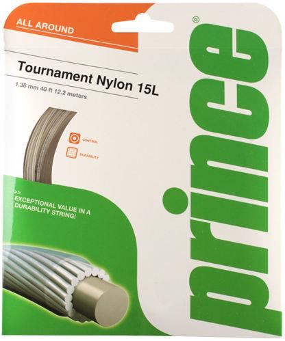 Tennisekeeled Prince Tournament Nylon (12,2 m)