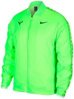 Męska bluza tenisowa Nike Court Rafa Jacket - green strike/black
