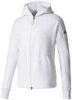 Męska bluza tenisowa Adidas ZNE Hoody - white