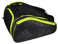 Torba do padla Adidas Racket Bag Pro Tour - black/lime