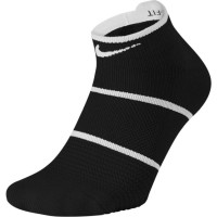Socks Nike Court Essential No Show - 1 para/black/white