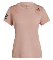 Naiste maika Adidas Club Tennis Tee W - ambient blush/black
