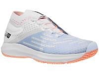 Damskie buty tenisowe Wilson Kaos 3.0 SFT W - white/white/papaya punch