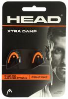 Head Xtra Damp - black/orange