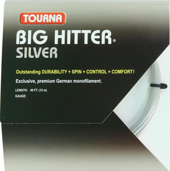 Teniso stygos Tourna Big Hitter (12 m) - silver