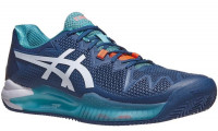 Męskie buty tenisowe Asics Gel-Resolution 8 Clay - mako blue/white