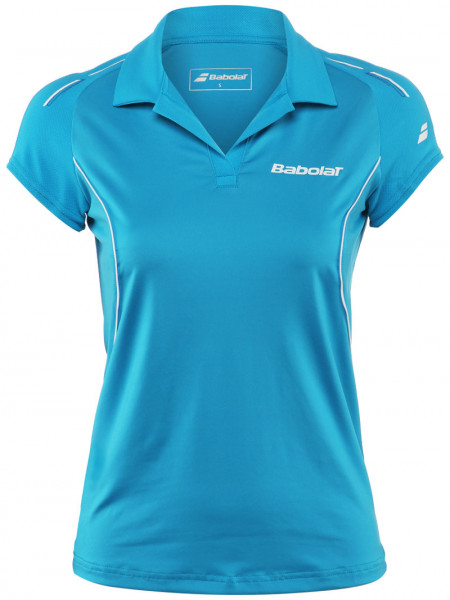 Babolat Polo Match Core Women - turquoise